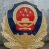 警徽厂家漳州哪里制作 哪里生产警徽国徽加工