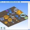 GZC电梯机构认知与拆装仿真软件