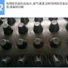 岳阳塑料凹凸排水板25公分车库透水板