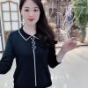 诗田彩天丝毛衣 秋季时尚针织衫 女式羊毛衫批发拿货